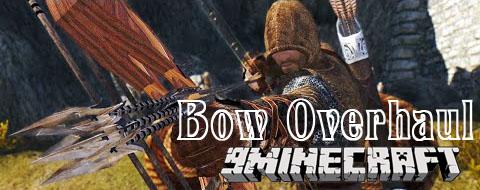 bow overhaul minecraft mod