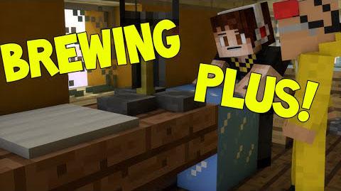 brewing plus minecraft mod