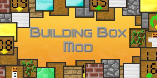 building box minecraft mod