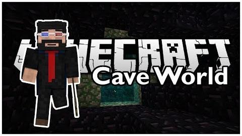 caveworld minecraft mod