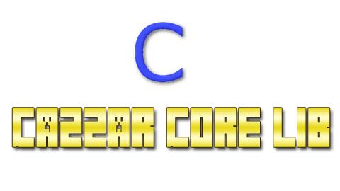 cazzar core lib minecraft mod
