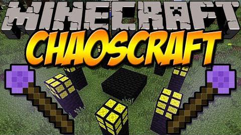 chaoscraft minecraft mod