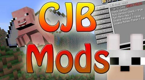 cjb mods minecraft mod