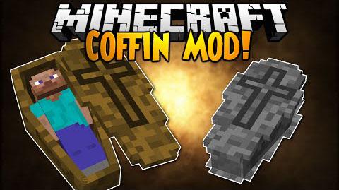 coffin minecraft mod