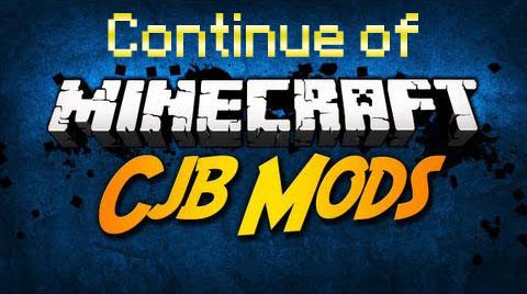 continue of cjb minecraft mod