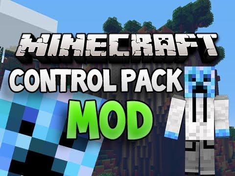 controlpack minecraft mod