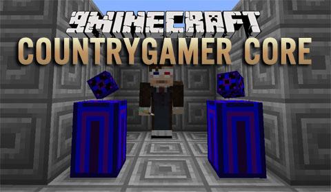 countrygamer core minecraft mod