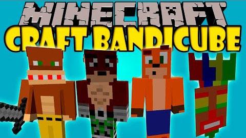 craft bandicube minecraft mod