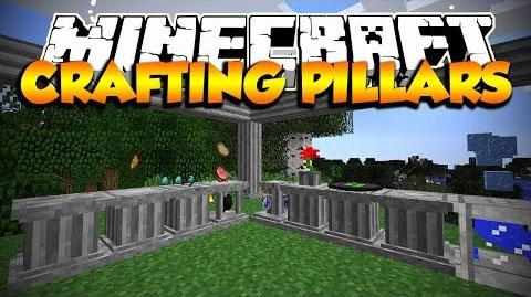 crafting pillar minecraft mod