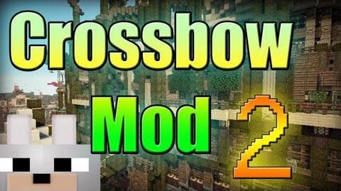 crossbow 2 minecraft mod