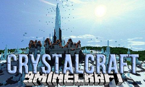 crystalcraft minecraft mod
