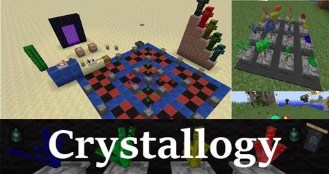 crystallogy minecraft mod
