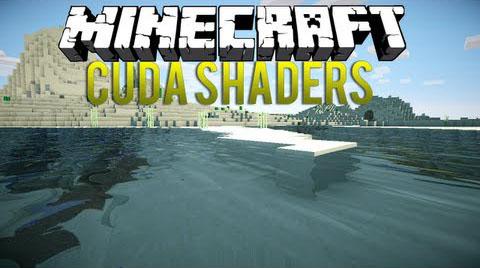 cuda shaders minecraft mod