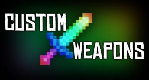 custom sword minecraft mod