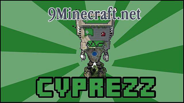cyprezz minecraft mod