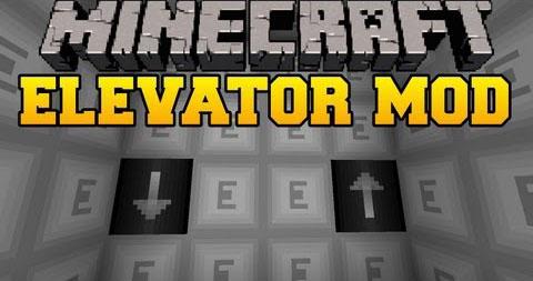 elevator minecraft mod