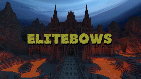 elite bows minecraft mod