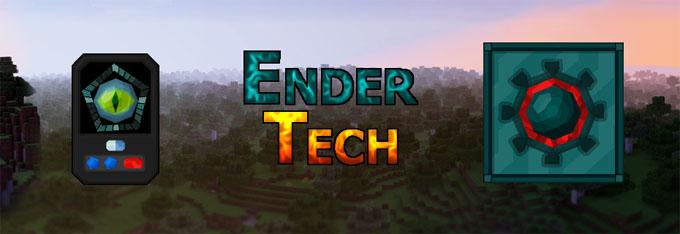 ender tech minecraft mod