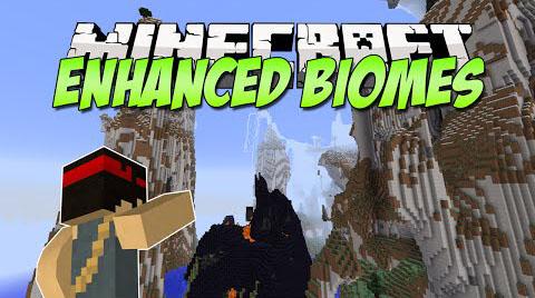 enhanced biomes minecraft mod