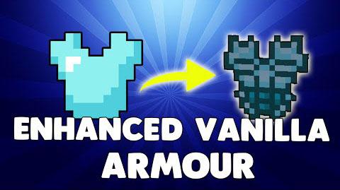 enhanced vanilla armors minecraft mod