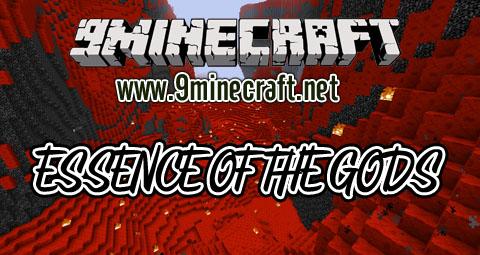 essence of the gods minecraft mod