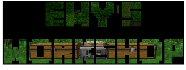 ewys workshop minecraft mod