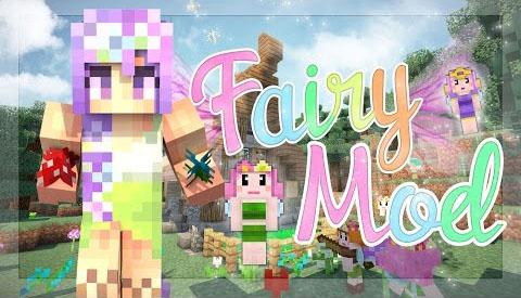 fairy minecraft mod