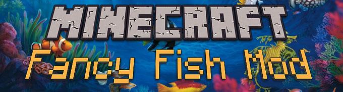 fancy fish minecraft mod