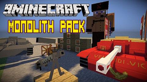 flans monolith pack minecraft mod