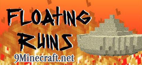 floating ruins minecraft mod