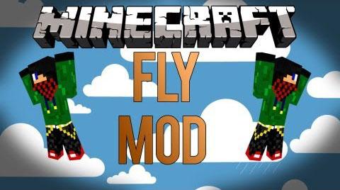 fly minecraft mod