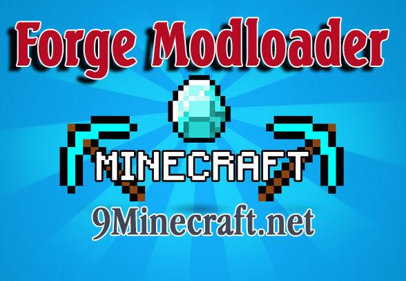 forge modloader minecraft mod