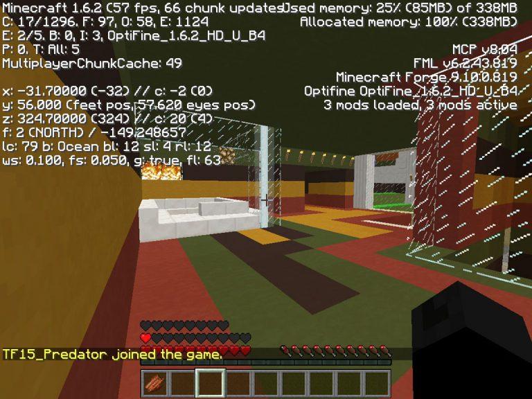 fps plus minecraft mod