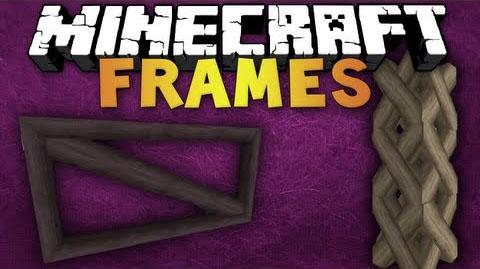 frames minecraft mod