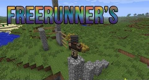 freerunners minecraft mod