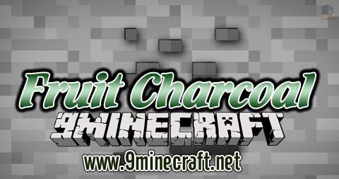 fruit charcoal minecraft mod