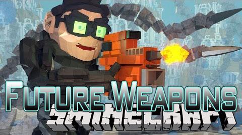 future weapons minecraft mod