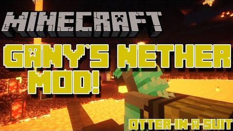ganys nether minecraft mod
