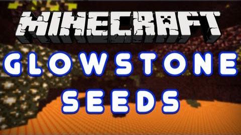 glowstone seeds minecraft mod