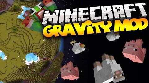 gravity minecraft mod