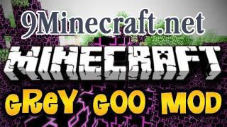 grey goo minecraft mod