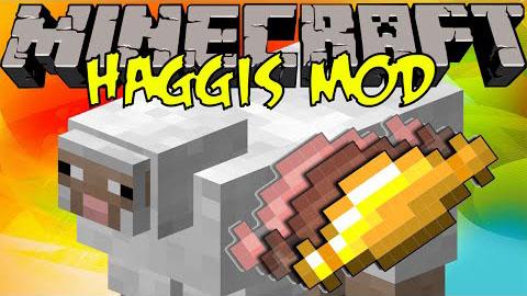 haggis minecraft mod