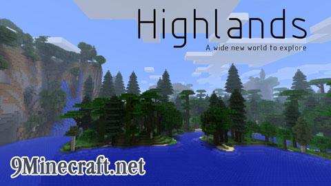 highlands minecraft mod