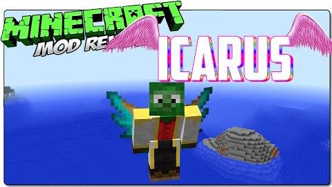 icarus minecraft mod
