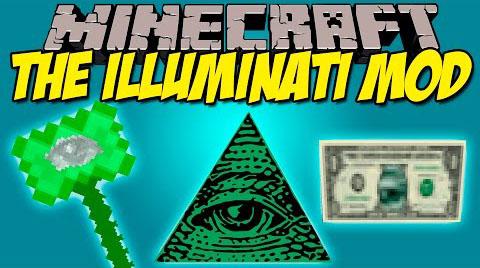 illuminati minecraft mod