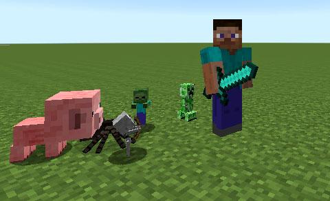 iskall mini mobs minecraft mod