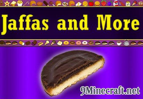 jaffas and more minecraft mod