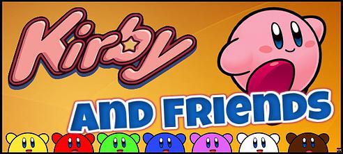 kirby and friends minecraft mod