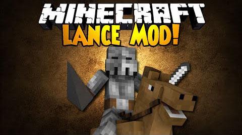 lance minecraft mod