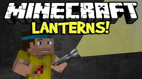 lantern by reaper minecraft mod